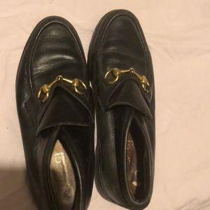 Ladies Gucci Loafer over ankle size 8